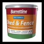 BARRETTINE SHED & FENCE HARVEST GOLD 5LITRE