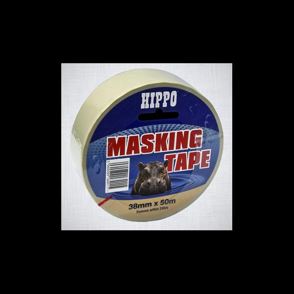 HIPPO MASKING TAPE 50mm