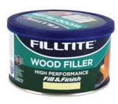 TEMBE FILLTITE WOOD FILLER 2 part WHITE 500GRMS