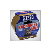 TEMBE HIPPO PACKAGING TAPE 50mm x 10m
