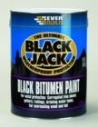 EVERBUILD 901 BLACK BITUMEN PAINT 2.5L