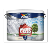 Weathershield Smooth 10lt Colours