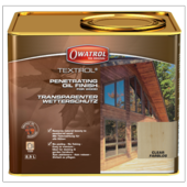 OWATROL TEXTROL PENETRATING OIL FINISH FOR WOOD 2.5LITRE