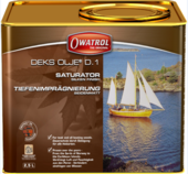 OWATROL DEKS OLJE D1 SATURATING OIL SATIN 2.5LITRE