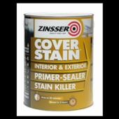 ZINSSER COVERSTAIN 500MLS