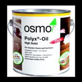 OSMO POLY-X OIL TINTS BLACK (3075) 750MLS