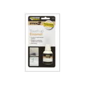 EVERBUILD STICK 2 TOUCH UP ENAMEL WHITE 25ML