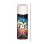 TOR QUICK COLOUR  FLAT BLACK 400MLS