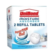 UNIBOND HUMIDITY ABSORBER PEARL REFILL