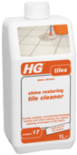 HG SHINE RESTORING TILE CLEANER  No.17   1litre