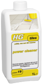 HG POWER CLEANER  No.19 litre