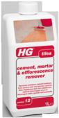 HG No.12 CEMENT, MORTAR & EFFLORESCENCE REMOVER litre