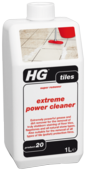 HG EXTREME POWER CLEANER (SUPER REMOVER) No.20  1litre