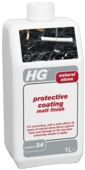 HG PROTECTIVE COATING MATT FINISH No.34  1litre
