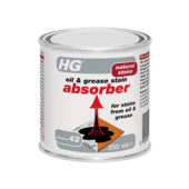 HG NATURAL STONE OIL & GREASE STAIN ABSORBER 250ml No.42