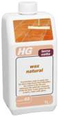 HG TERRA COTTA WAX NATURAL No.82  1litre