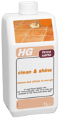 HG TERRA COTTA CLEAN & SHINE No.86  1litre