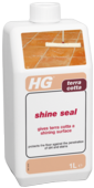 HG TERRA COTTA SHINE SEAL No.84  1litre
