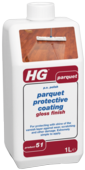 HG PARQUET PROTECTIVE COATING GLOSS FINISH No.51  1litre