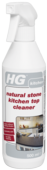HG NATURAL STONE KITCHEN TOP CLEANER 500mls