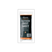 HARRIS TASKMASTER POLY DUST SHEET 12' x 12'