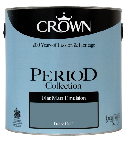 CROWN PERIOD FLAT MATT DANCE HALL 2.5L