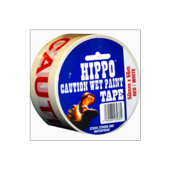 HIPPO SELF ADHESIVE WET PAINT TAPE 50mm x 66m