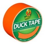 Duck Tape  - ORANGE 48mmx13.7M