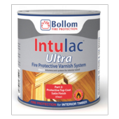BOLLOM INTULAC ULTRA CLEAR SATIN PROTECTIVE TOP COAT LTS