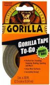 GORILLA TAPE TO GO HANDY ROLL