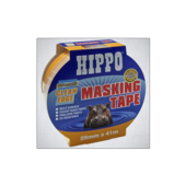 HIPPO CLEAN EDGE MASKING TAPE 25mm x 41m