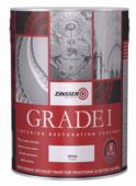 ZINSSER GRADE 1 INTERIOR RESTORATION COATING WHITE 2.5L