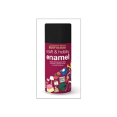 Rust-Oleum Craft & Hobby Black Gloss 150mls
