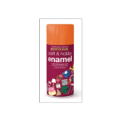 Rust-Oleum Craft & Hobby Glow Orange Gloss 150mls