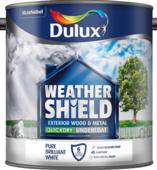 DULUX RETAIL WEATHERSHIELD UNDERCOAT B/W 2.5LITRE