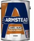 ARMSTEAD TRADE ANTI SLIP FLOOR PAINT BLACK 5L