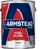 ARMSTEAD TRADE HIGH GLOSS WHITE 5L