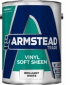 ARMSTEAD TRADE VINYL SOFT SHEEN COLOUR (PB) 5L