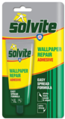 SOLVITE WALLPAPER REPAIR ADHESIVE 56grm TUBE