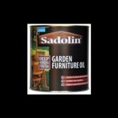 SADOLIN GARDEN FURNITURE  OIL LITRE