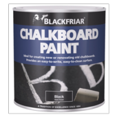 BLACKFRIAR CHALKBOARD PAINT 125MLS