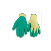 RODO BLACKROCK LATEX CRINKLE GRIPPER GLOVES