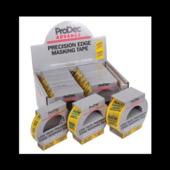 RODO LOW TACK PRECISION EDGE MASKING TAPE 24mm x 50m