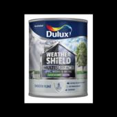 DULUX W/SHIELD MULTI SURFACE SATIN SMOOTH FLINT 750ML