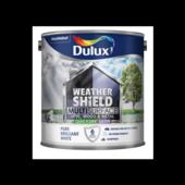 DULUX W/SHIELD MULTI SURFACE SATIN PBW 2.5L