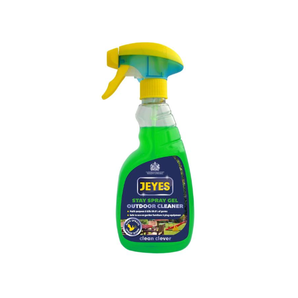 JEYES STAY SPRAY GEL OUTDOOR CLEANER