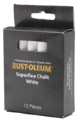RUST-OLEUM CHALK COLOURED BOX 12