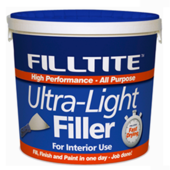 FILLTITE ULTRA LIGHT FILLER 500MLS