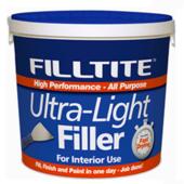 FILLTITE ULTRA-LIGHT FILLER 1LITRE