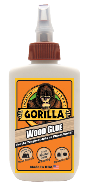 GORILLA WOOD GLUE 118MLS